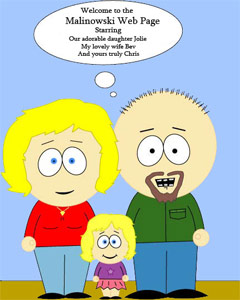 The Malinowskis on South Park