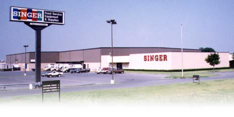 Singer Equipment - Reading,  PA