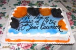 Reunion Cake, special thanks to Cathy (Ketcher) Rowley