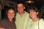 Natasha and Kevin Krick, and Jennifer (Ziegler) Eisenhard