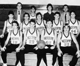 "1985 Boys Basketball team starring Ron ""When in doubt, shoot!"" Slutsky"