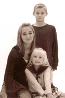 The Rowley kids, 2007