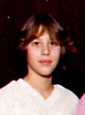 Christine Jurasinski, 6th Grade (1980)