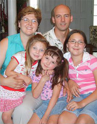 Jay Kissinger and His Family, 2007