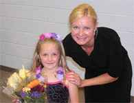 Picture from Megan's 2005 Dance Recital
