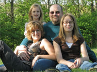 The LaPearl Family 2008