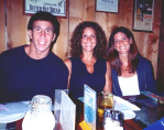Scott, Marta & Becca (August 2001)