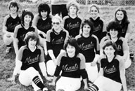 Mt. Penn High School 1983 JV Softball team