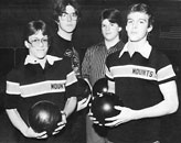 MPHS 1986 Boys JV Bowling Team starring Elvis