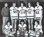 The 1984 Girls Bowling team featuring Mindy Snyder!