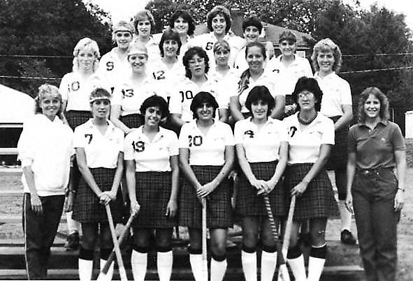 1984 Varsity Field Hockey