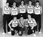 1986 Boys Basketball team starring Randalstilskins Boyer