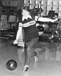 Super star bowler, Sally Ford