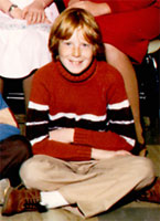 Steve Kunkel, 1981, 7th Grade