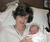 Colleen and Riley, 3/15/02