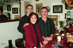Dr.Moyer and his Mom and Step-Dad